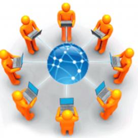การบริการกระจายความรู้ทั่วทั้งองค์กร